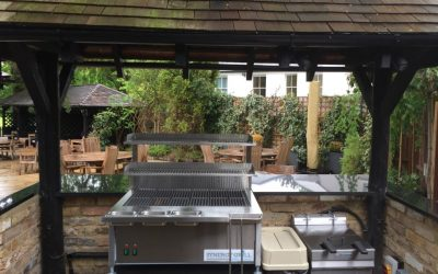 Serve up barbecue this summer with Synergy Grill
