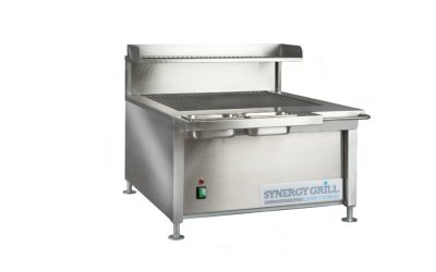 Synergy Grill aim to reduce energy output of commercial kitchens by 59%