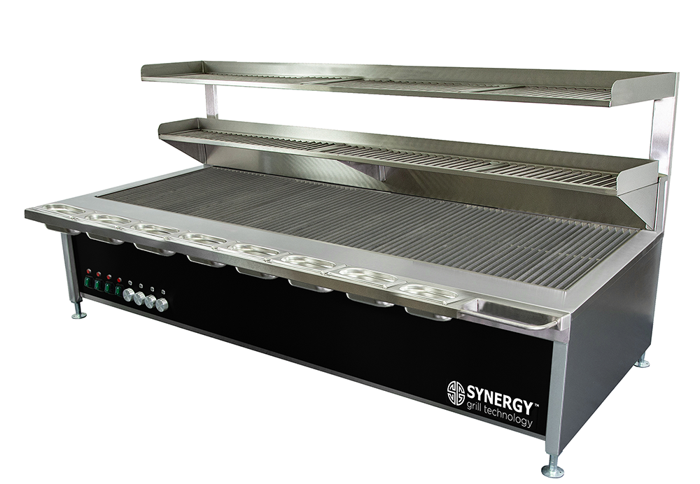 Synergy Grill Trilogy ST1700 Black