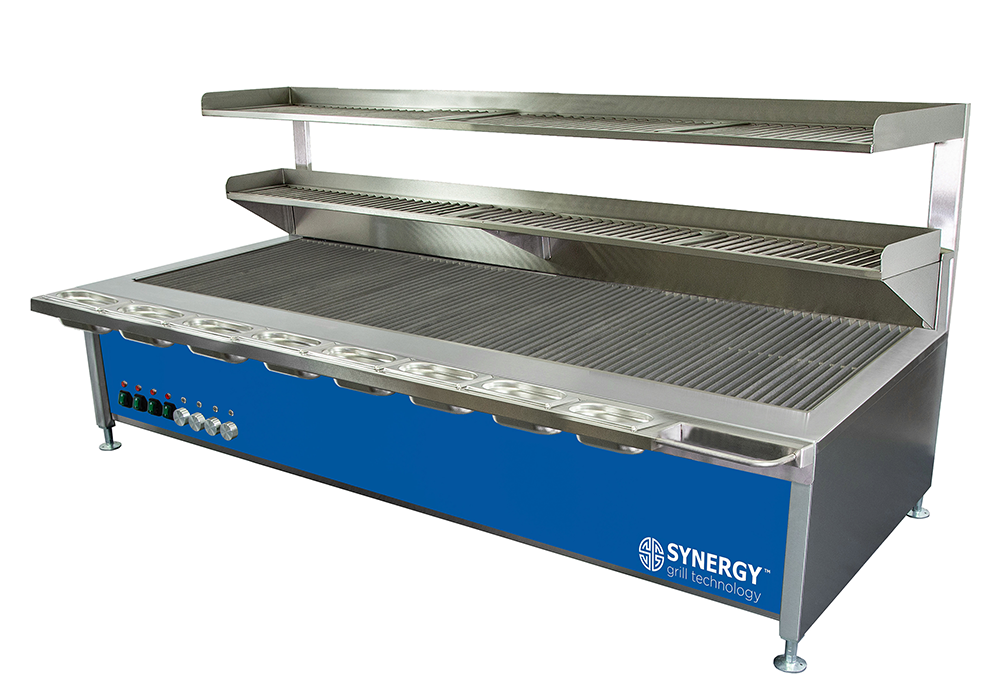 Synergy Grill Trilogy ST1700 Blue