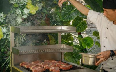 Synergy is the grill of choice for World Steak Challenge