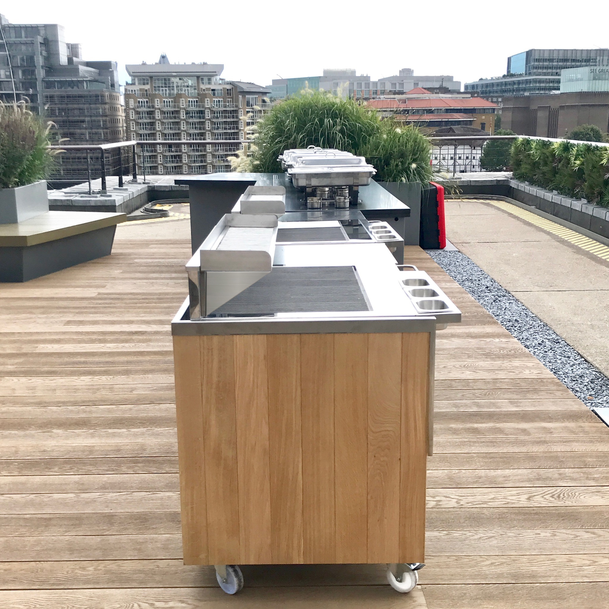 Synergy Outdoor Cook Station