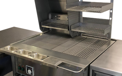 Synergy Grill launch world's first Chargrill Oven