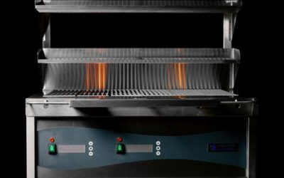 Synergy Grill Technology are in their element  with eGrill launch